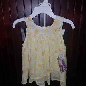 Two floral flowy sets for a size 3T